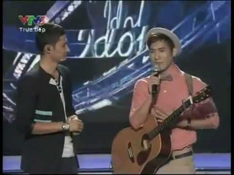 Vietnam Idol 2012 Tap 6 - Vong ban ket 1 - Nguyễn Thanh Hưng - Thuộc Về Em