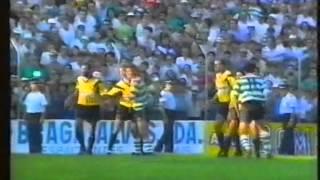 Beira Mar - 1 x Sporting - 0 de 1991/1992