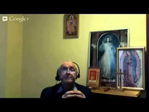 PÓŁ GODZINY Z MATKĄ BOŻĄ - 31.12.2012
