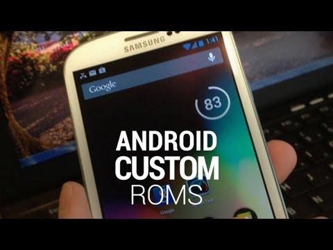 Android Custom Roms