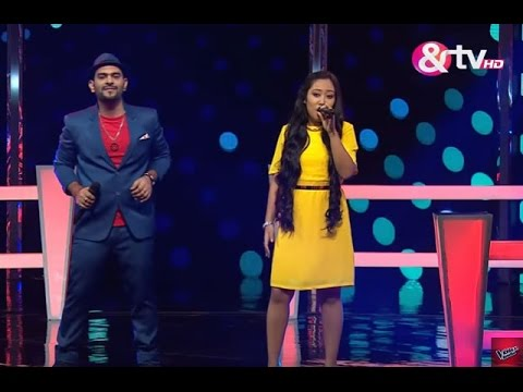 Baishali and Paras - Performance - Battle Round Episode 13 - January 21, 2017 - The Voice India Season2