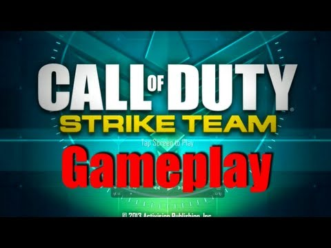 NEW - Call of Duty: Strike Team - New Call of Duty Game -  Gameplay - First Look
