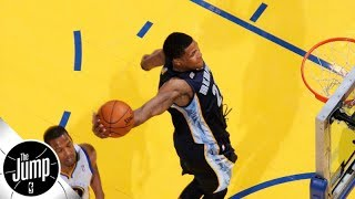 Remembering Rudy Gay's nasty old-school dunks | The Jump