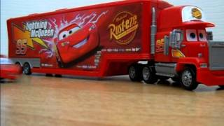 Lightning McQueen & Mack RC Fun!