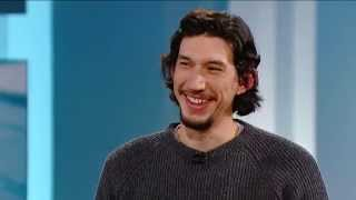 Adam Driver On Shooting The Awkward Sex Scenes In 'Girls'