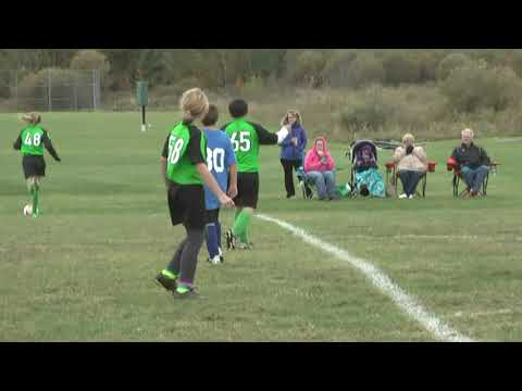 Champlain-Rouses Point - Ellenburg PeeWee 10-6-13