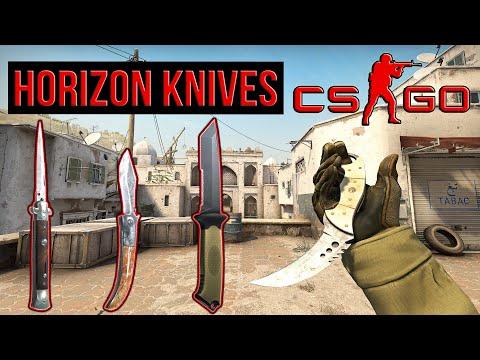 cs go bayonet animation