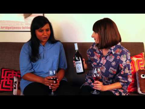 Wine Time: Coppola Diamond Collection Pinot Noir with Mindy Kaling