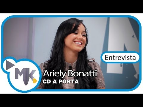 Ariely Bonatti - CD A Porta - Entrevista News MK Music - (News)