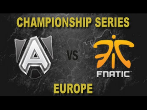 ALL vs FNC - 2014 EU LCS Summer Finals G1