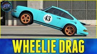 Forza 5 : Wheelie Drag Build (How To Make A Wheelie Car In