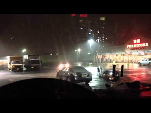 Major Winter Storm 1/2/14 NJ Declares State of Emergency