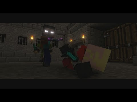 The Fall of Herobrine - An Animation for Givemehdiamonds
