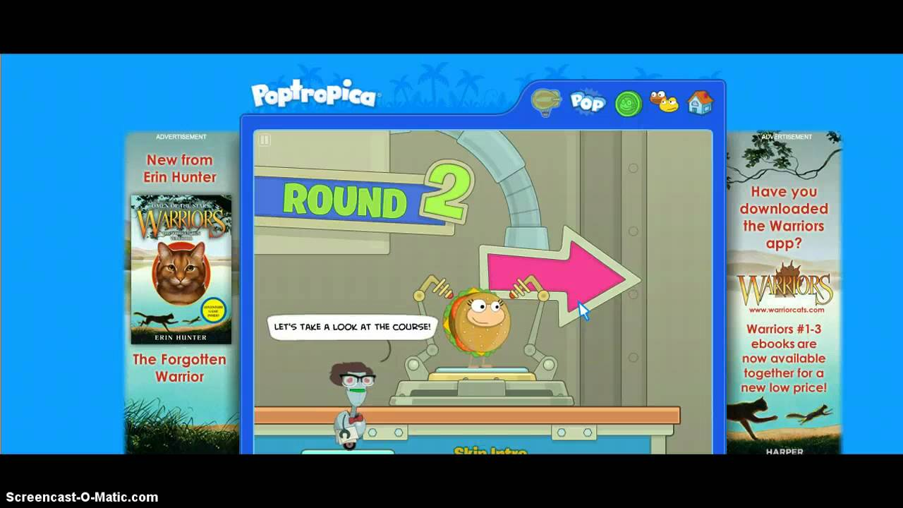 Poptropica 2 game poptropica game show island walkthrough part 4