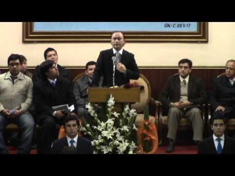 Reunión de la Juventud Jotabeche en Clase San Luis 2013