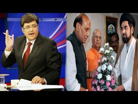 The Newshour Debate: Who's polarising now? - Full Episode (15th April 2014)