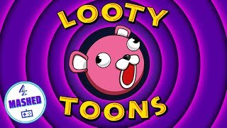 Looty Tunes - Fortnite boj