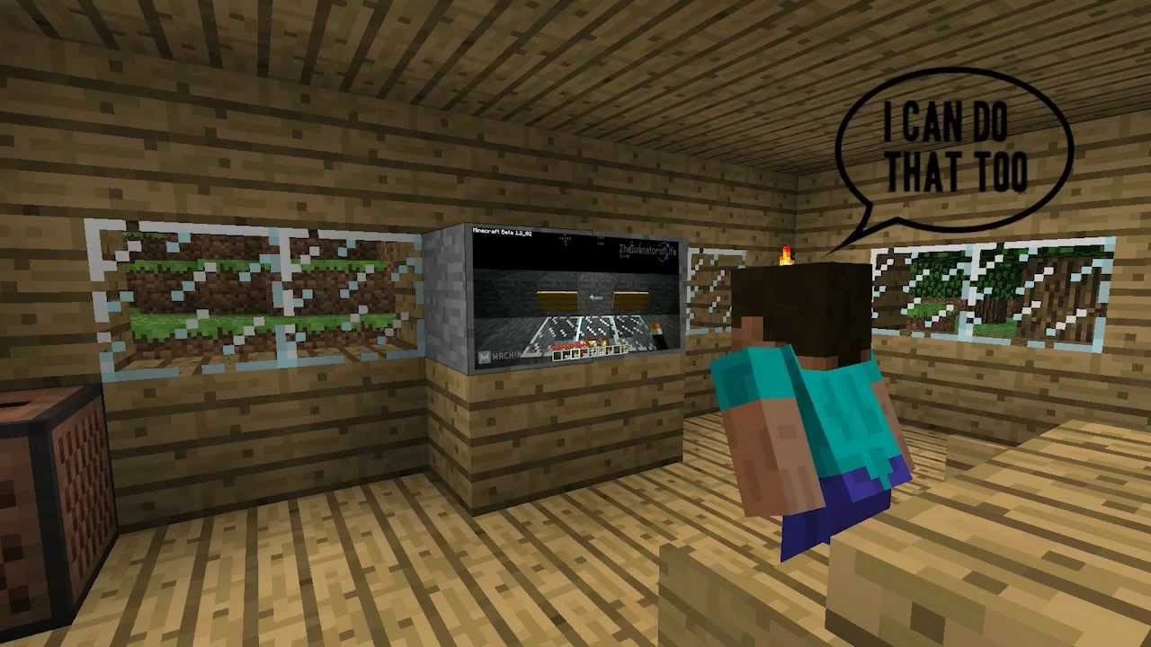 Minecraft the best game ever youtube