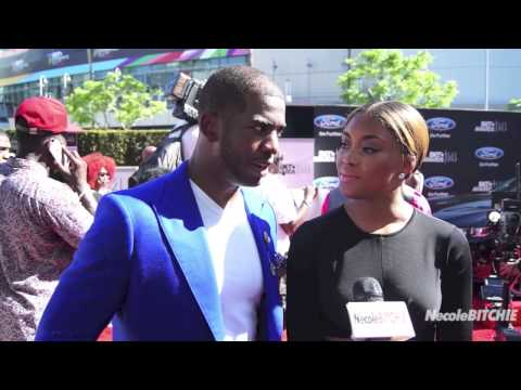 Chris Paul And His Wife Reveal How They Met & Marriage Secrets