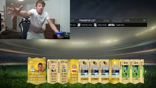 FIFA 15 IMPOSSIBLE PACK!?
