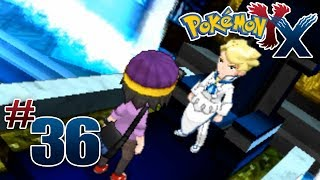 Let's Play Pokemon: X Part 36 Elite Four Siebold