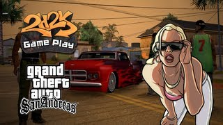 [Grand Theft Auto- San Andreas - Gameplay]