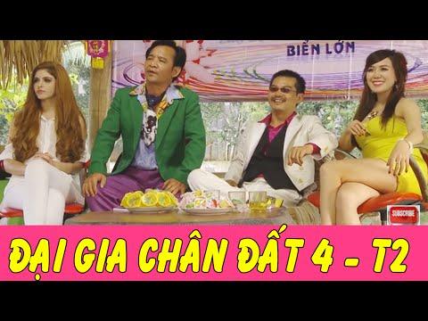 Phim Hài Tết | Đại Gia Chân Đất 4 - Tập 2 | Phim Hài Chiến Thắng , Bình Trọng
