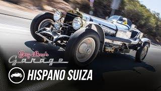 1915 Hispano Suiza - Jay Leno's Garage. Watch online.