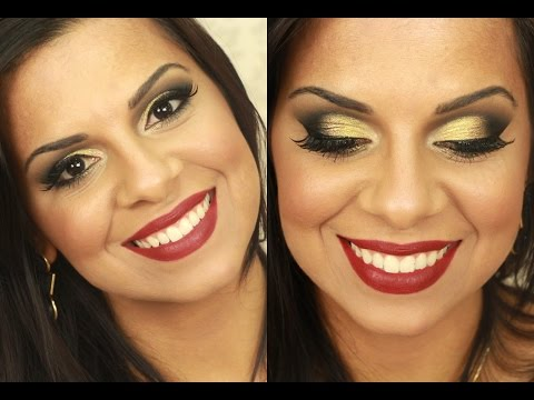 Maquiagem para Morenas com Evelyn Regly - Por Bianca Andrade