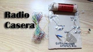 Hacer una radio casera