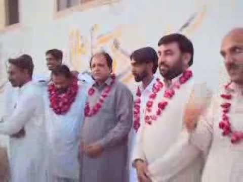 گوجر خان ایکپریس کی سالگرہ کی تقریب