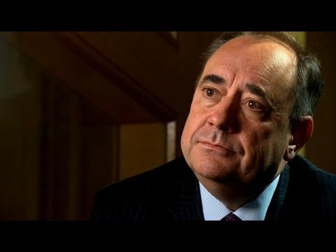 How does Alex Salmond plan to get the numbers he needs ahead of Septembers referendum?