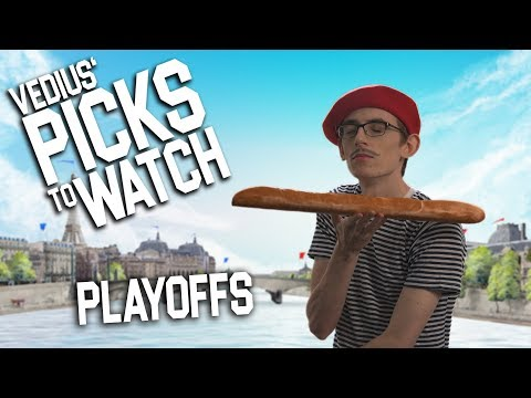 Vedius' Picks to Watch: Summer Playoffs 2017