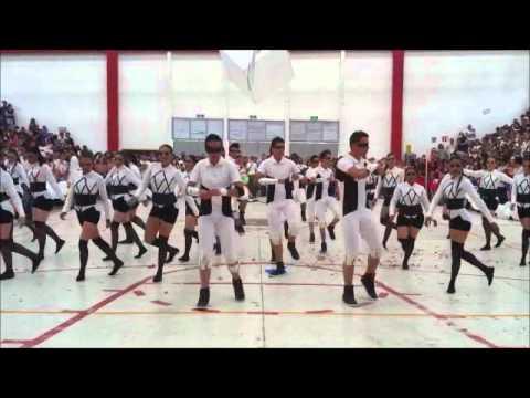 DANCEFORMERS, TABLAS RITMICAS 2012