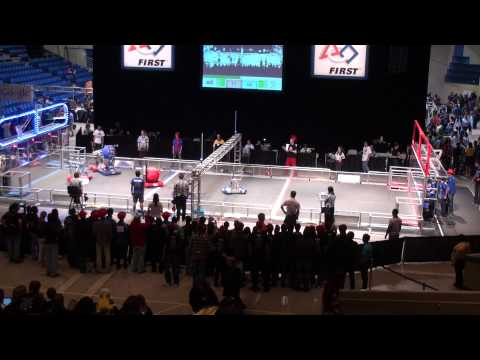 2014 FRC Silicon Valley Regional Qualification Match 22