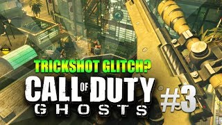 INSANE Call Of Duty Ghosts TRICKSHOTTING GLITCH? COD Ghost