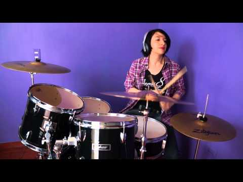 Paramore - Ain't It Fun - Drum Cover