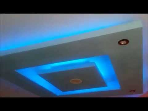 faux plafond avec led alger. Black Bedroom Furniture Sets. Home Design Ideas