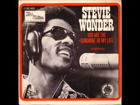 You Are the Sunshine of My Life - Stevie Wonder (1973)
