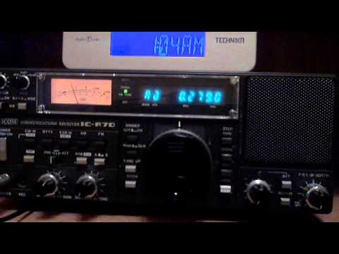 Belarus Radio vs. Turkmen Radio Watan on 279 KHz