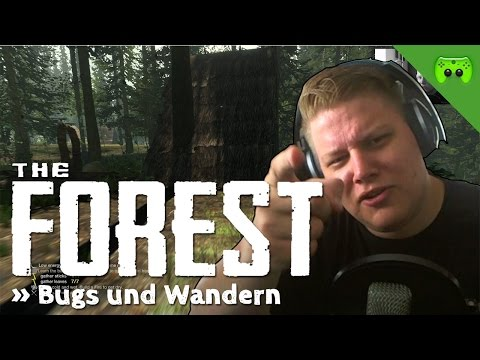 THE FOREST # 16 - Bugs und Wandern ?? Let's Play The Forest | HD