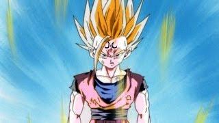 Super Saiyan 2 Teen Gohan Vs. Majin Buu- Road To Dragon