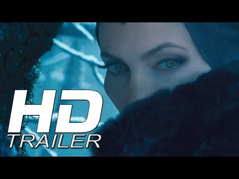 MALEFICENT Official Trailer - Angelina Jolie