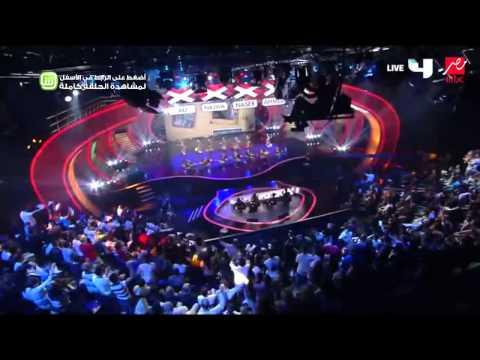 Arabs Got Talent - النصف نهائيات -كوفية
