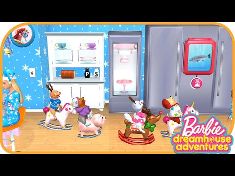 Barbie Dreamhouse Adventures #356   Budge Studios   fun mobile game   Simulation game   HayDay