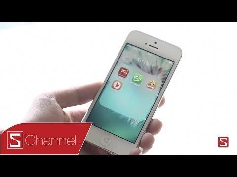 Schannel - Tổng hợp các ứng dụng xem Bóng Đá trên di động - CellphoneS