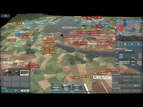 Wargame: Airland Battle Random 3vs3