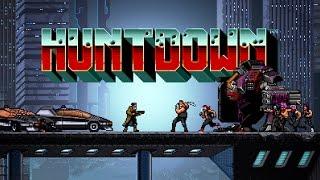Huntdown - E3 2016 Trailer