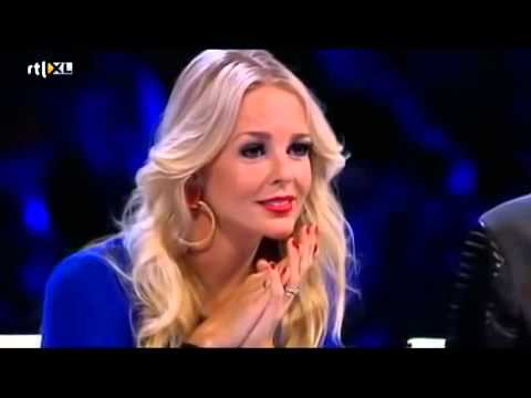 Holland's Got Talent judge Gordon makes racist jokes to Chinese contestant Xiao Wang.