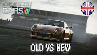 Project CARS - Old vs New (DLC) Trailer